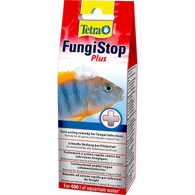Tetra FungiStop 20 мл на 400 л антибактериальный препарат