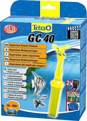 Tetra GC 40 – сифон для очистки грунта, 762329