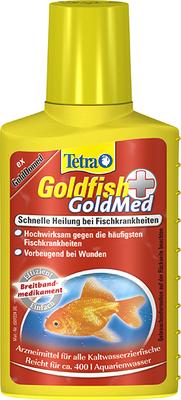 Tetra GoldMed 100 мл на 400 л - антибактериальное, 754904
