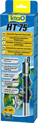 Tetra HT 75 Вт – аквариумный обогреватель с терморегулятором, 606456