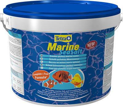Tetra Marine SeaSalt - соль для морского аквариума, 20 кг, 173798