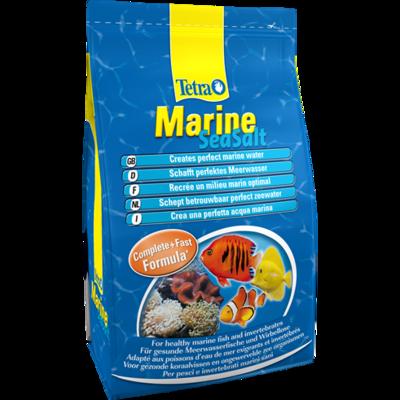 Tetra Marine SeaSalt соль для морского аквариума, 4 кг