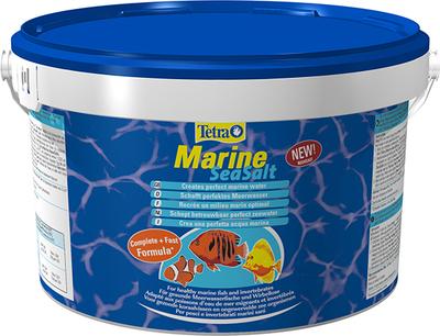 Tetra Marine SeaSalt - соль для морского аквариума, 8 кг, 173781