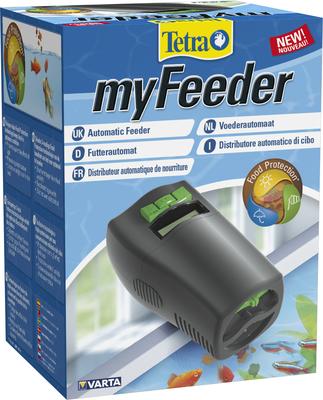 Кормушка для аквариумных рыб Tetra MyFeeder автоматическая электронная