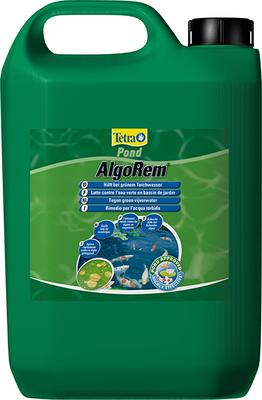 Tetra Pond AlgoRem – средство от зеленых водорослей в пруду, 3 л