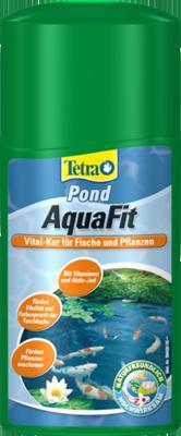 Tetra Pond AquaFit, 250 мл на 5000 л - сбалансированная вода, 746831