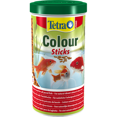 Tetra Pond Colour Sticks - для окраса, 1 л, 124394