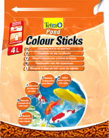 Tetra Pond Colour Sticks - корм для окраса, 4л, 170148