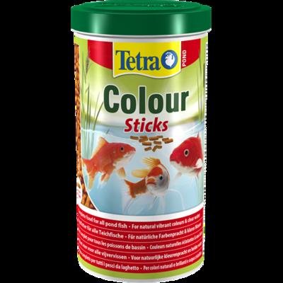 Tetra Pond Colour Sticks - корм для окраса, 4л, 170148