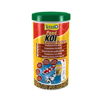 Tetra Pond Koi Colour Pellets - корм в шариках для карпов КОИ, 1 л, 203501