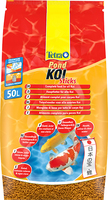 Tetra Pond KOI Sticks – корм для КОИ, 50 л, 7,5 кг, 758636/241626