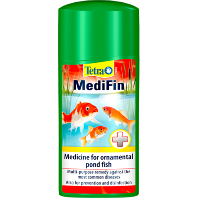 Tetra Pond MediFin, 250 мл на 5000 л, 737730