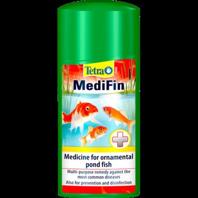 Tetra Pond MediFin, 500 мл на 10000 л, 734746