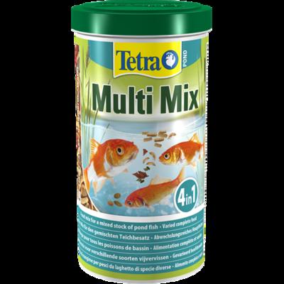 Tetra Pond Multi Mix – пищевая смесь, 4 л, 170285