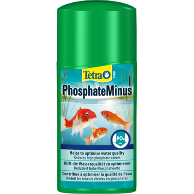 Tetra Pond Phosphate Minus, 250 мл на 5000 л - удаление фосфатов, 163188
