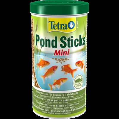 Tetra Pond Sticks Mini - для золотых рыбок и карпов КОИ, 1 л, 187665