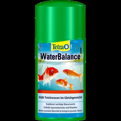 Tetra Pond WaterBalance, 250 мл на 10 000 л - сбалансированная вода, 180437