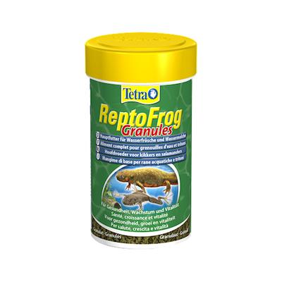 Tetra ReptoFrog Granules - корм для лягушек и тритонов, 100 мл, 194816