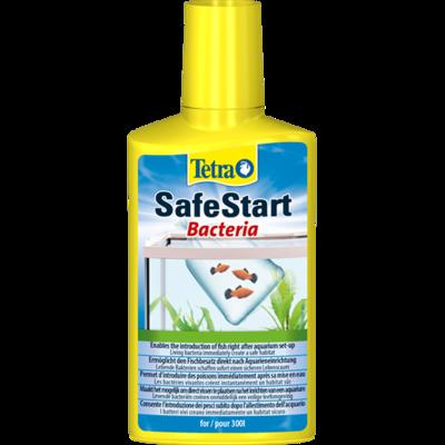 Tetra SafeStart бактерии для быстрого запуска аквариума, 100 мл на 120 л