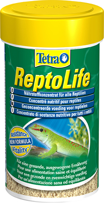 Tetrafauna ReptoLife - витамины, 100 мл, 780279