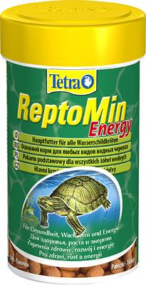Tetrafauna ReptoMin Energy - корм для водных черепах, 100 мл, 133068 /198937