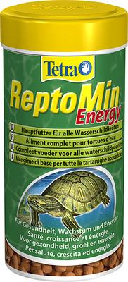 Tetrafauna ReptoMin Energy - корм для водных черепах, 250 мл, 178649