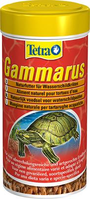 Tetrafauna ReptoMin Gammarus - гаммарус для водных черепах, 250 мл, 740365