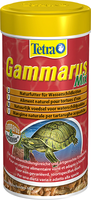 Tetrafauna ReptoMin Gammarus Mix - гаммарус для водных черепах, 250 мл, 189966