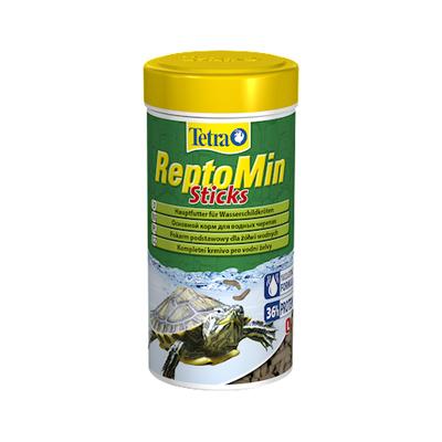 Tetrafauna ReptoMin - корм для водных черепах, 250 мл, 761346