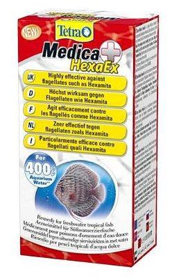 TetraMedica HexaEx препарат против гексамитоза, 20 мл
