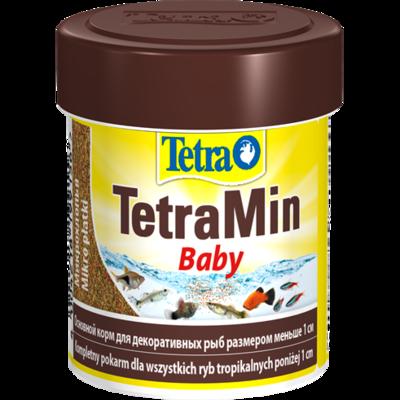 TetraMin Baby корм для мальков до 1 см, 66 мл