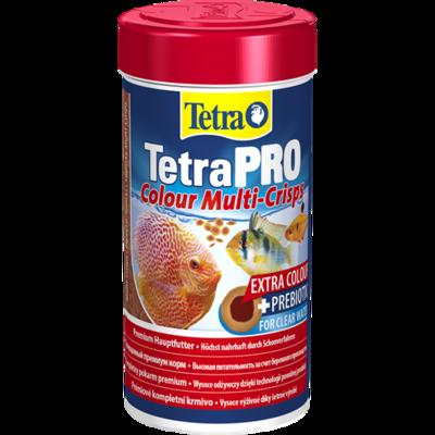 TetraPro Colour Multi-Crisps корм в чипсах для всех видов ярких рыб, 500 мл