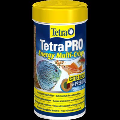 TetraPro Energy Multi-Crisps корм в чипсах для всех видов рыб,  250 мл