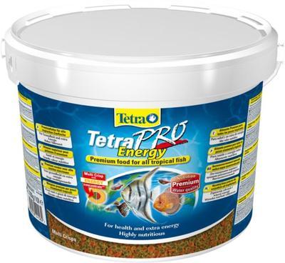 TetraPro Energy Multi-Crisps корм в чипсах для всех видов рыб, 10 л
