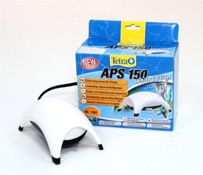 Tetra APS-150, компрессор для аквариума до 150 л, белый