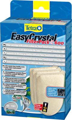 Tetratec Easy Crystal 600 с активированным углем, 174665