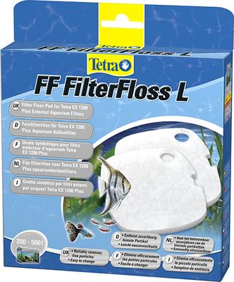 Tetratec FF FilterFloss L EX 1200/1200 Plus синтепон, 146068