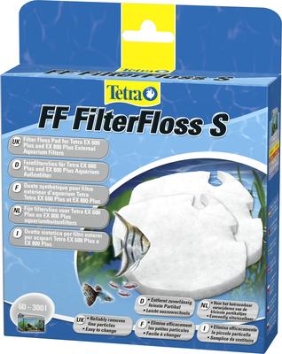 Tetratec FF FilterFloss S 400/600/700/600 Plus/800 Plus синтепон, 145597