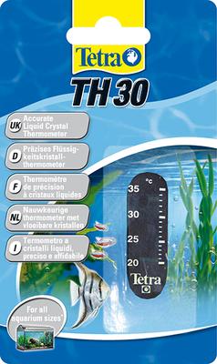Tetratec TH-30 - градусник наклейка