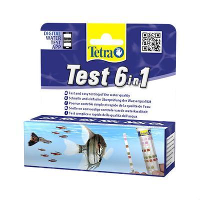 TetraTest 6 in 1 - набор тестов, 175488