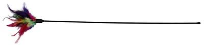 Trixie №4106 - палочка с перьями 50 см
