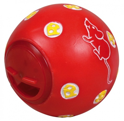 Trixie №4137 - кормушка-мяч Snacky для котов 7,5 см