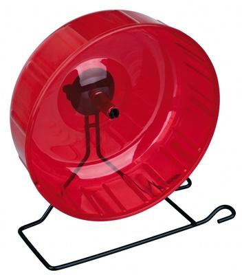 Trixie №60822 - колесо пластиковое на металлической подставке для грызунов, 16 см
