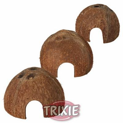 Trixie 76160 - норка кокосовая, 3 шт (8,10,12 см)