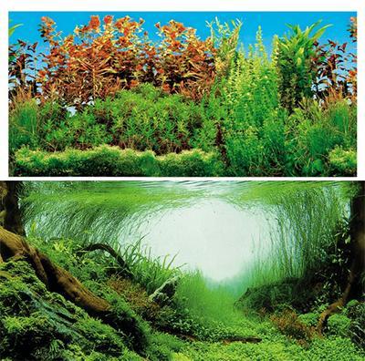 Trixie №8126 - фон для аквариума, высота 40 см