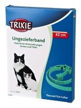 Trixie био ошейник от блох и клещей для кошек, 35 см, 4006
