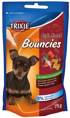 Trixie Bouncies ягненок, желудок - витамины для собак 75гр