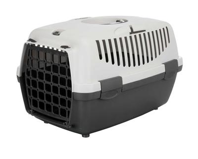 Trixie Capri 1 - переноска для котов и маленьких собак серая, 39811