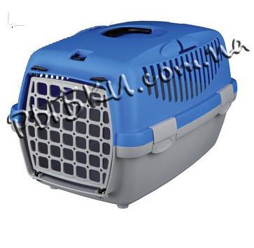 Trixie Capri 1 - переноска для котов и маленьких собак синяя, 39812