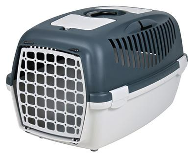 Trixie Capri - переноска для котов и маленьких собак серая, 39831